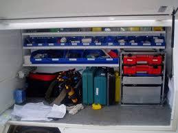 Rak-A-Van - Van Shelving Van Racking And Cargo Drawers