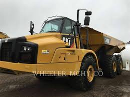 Cat Used Articulated Dump Trucks For Sale - Utah | Wheeler Machinery Co.