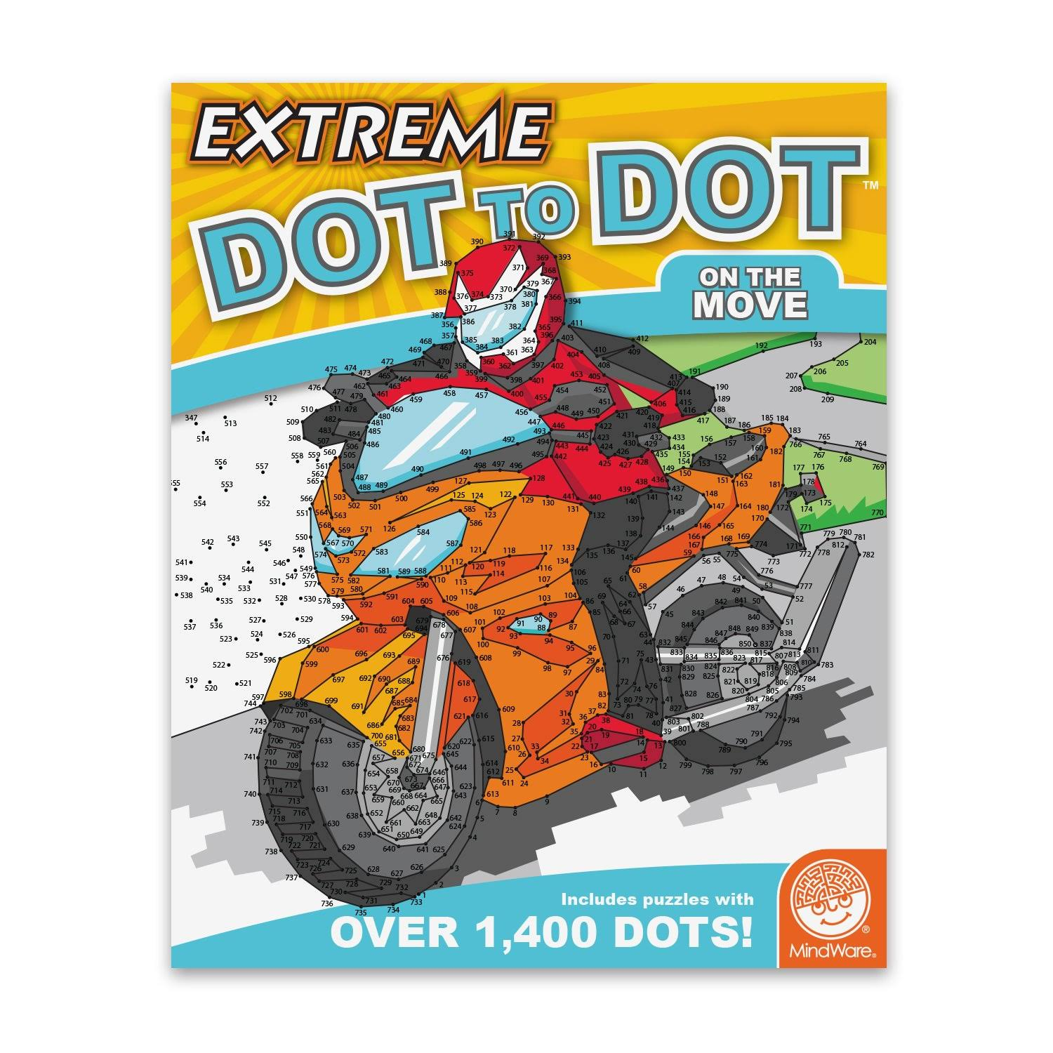 MindWare Extreme Dot to Dot on The Move