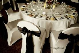 Black White And Gold Wedding Themes Party Decoration