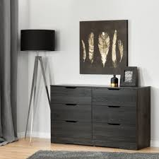 South Shore 6 Drawer Dresser by South Shore Holland 6 Drawer Double Dresser Reviews Wayfair For