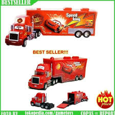 Jual Trending MAINAN RC TRUCK CONTAINER THE CARS MACK TRUK MCQUEEN ... Amazoncom Cars Mack Track Challenge Toys Games Disney Pixar 2 2pcs Lightning Mcqueen City Cstruction Truck Applique Design Super Playset The Warehouse Mac Trucks Accsories And Hauler Mcqueen Disney 3 Turbo Lowest Prices Specials Online Makro Cars Mack Truck Simulator Bndscharacters Products Disneypixar Tour Is Back To Bring More Highoctane Fun Big 24 Diecasts Tomica Jual Trending Mainan Rc Container The Truk Mcqueen Transporter