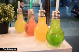 17皸c dessert cafe melon icy and light bulb drinks foodology