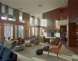 100 Richard Paxton Architect Lulu Chow Wang Campus Center And Davis Garage Mack Scogin