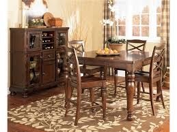 Ashleys Furniture Bedroom Sets by Furniture Ashley Furniture Porter Collection Uses A Deep Finish