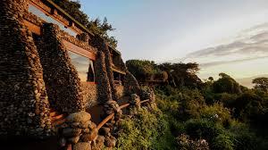 100 Crater Lodge Ngorongoro Serena Stone Built On A Real