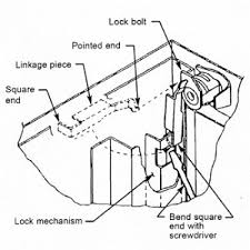 Hon 4 Drawer File Cabinet Lock by File Cabinet Hon F24 F28 Keyed Alike 3