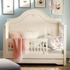 Ma Marie Antique White Built to Grow 3 in 1 Convertible Crib