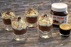 mein espresso nutella mascarpone dessert im glas rezept