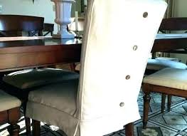 Custom Dining Room Chair Slipcovers Mesmerizing