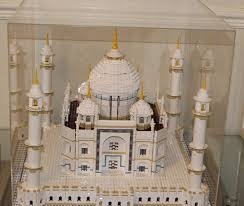 ACRYLIC DISPLAY CASE SUPPLIED FOR TAJ MAHAL LEGO SET