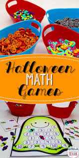 Halloween Multiplication Worksheets 4th Grade by Best 25 Halloween Math Ideas On Pinterest Halloween Math
