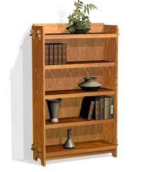 mission style bookshelf plans furniture plans best woodworking