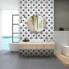 badezimmer küche tapete boden wand kontakt papier sticker wasserfest dekoration ebay