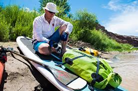 Sup Board Deck Bag by Paddle Sea To Summit
