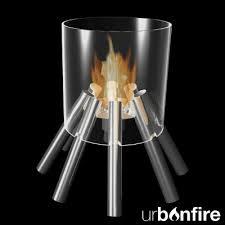 urbonfire gel feuerstelle lagerfeuerromantik für das