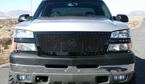 Status Grill Chevy - Custom Truck Accessories
