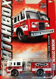 Diecast Pierce Fire Truck Match Box | EVERYTING FIRE SERVICE ... Eds Custom 32nd Code 3 Diecast Fdny Fire Truck Seagrave Pumper W Buffalo Road Imports Washington Dc Ladder Fire Ladder Stephen Siller Tunnel To Towers 911 Commemorative Model Fire Truck Diecast Toysmith Sonic Diecast Metal Vehicle Ben Saladinos Die Cast Collection Ertl 1926 Dairy Queen 1 30 Bank Ebay Mini Trucks Toy 158 Remote Control Rc Daily Car Matchbox Freightliner M2 106 Pumper Gaz 53a Ats30 106a Scale 43 Model Car Ex Mag 164 Acmat Fptr 6x6 Engine Dx042