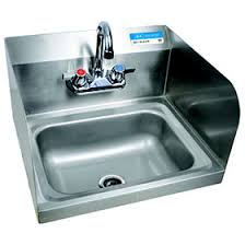 Advance Tabco Hand Sink by Advance Tabco Di 1 5 Drop In Hand Sink Drop In Sinks Zesco Com
