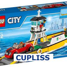 Harga Lego 60119 City: Ferry Murah - Demo Harga Indonesia