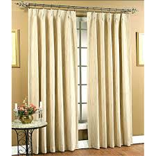 Sears Window Treatments Canada by Pinch Pleated Drapes Pinch Pleated Patio Door Drapery Pinch Pleat