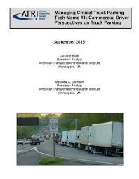 Managing Critical Truck Parking Tech Memo #1: Commercial Driver ... 5th Wheel Traing Institute Truck Driving School Driving Programs Serve A Crucial Need In Lehigh Valley Local Trucking Company Opens School To Train Drivers Connolly Transport Llc Custer Sd Professional Driver Entry Level Daily News Welcome Travel Ban 282 Best Test Images On Pinterest Free Schools Cdl Kansas City Ontario Home