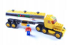 100 Lego Tanker Truck LEGO 4654 4 Juniors 7449501800 Oficjalne Archiwum