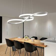 E27 Modern Rattan Chandelier Pendant Light Ceiling Lamp Cover For Home Indoor Decoration