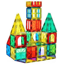 Picasso Tiles Magnetic Building Blocks by Playmager Blocks 100 Playmager Blocks 100 Suppliers And