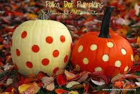 Pumpkin Carving Drill Holes by Homes And Hues