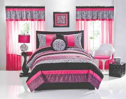 Vs Pink Bedding by Pink Wall Color With Zebra Pattern Furniture For Modern Small