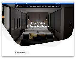 100 Home Interior Website 27 Best Responsive Design Templates 2019