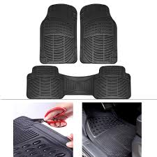 Rubber Car Floor Mats For Car SUV Truck Van,100% Odorless All ...