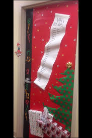 Classroom Door Christmas Decorations Ideas by 271 Best Tacky Christmas Sweater Door Decorations Images On