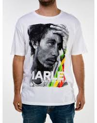 live concert bob marley t shirt spencer s men s licensed