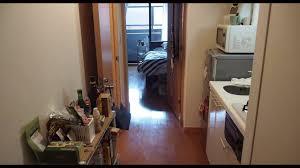 100 Small Japanese Apartments Japan Apartment Tour Furnished Studio In Kagurazaka Tokyo YouTube