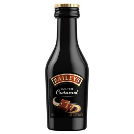 Baileys Salted Caramel Irish Cream Liqueur, 50 mL (34 Proof)