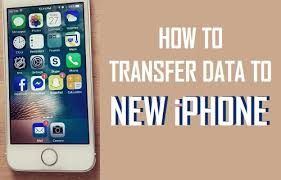 How to Transfer Data to New iPhone