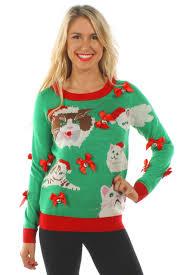 Leg Lamp Christmas Sweater Diy by Womens Christmas Tree Costume Christmas Lights Decoration