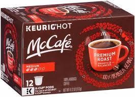 Mccafe K Cups 12ct Box Printable Coupon