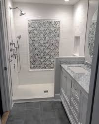 Top 6 Bathroom Shower Tile Ideas | Marta's Inspirations | Pinterest ... Bathroom Tiles Simple Blue Bathrooms And White Bathroom Modern Colors Toilet Floor The Top Tile Ideas And Photos A Quick Simple Guide Tub Shower Amusing Bathtub Under Window Tile Ideas For Small Bathrooms 50 Magnificent Ultra Modern Photos Images Designs Wood For Decorating Design With Unique Creativity Home Decor Pictures Making Small Look Bigger 33 Showers Walls Backs Images Black Paint Latest