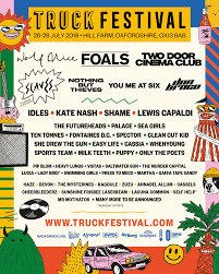 100 Truck Pick Up Lines Lineup Festival 2629th July 2019 Oxfordshire