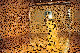 Yayoi Kusama Pumpkin Sculpture by The Fantastical World Of Yayoi Kusama Art Agenda Phaidon