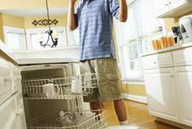 Installing Laminate Floors In Kitchen by How To Install Laminate Flooring Around A Kitchen Dishwasher