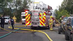Firefighters Battle House Fire In Philomath | Local | Gazettetimes.com