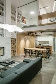 100 Modern Loft Interior Design With Wooden Details