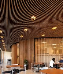 Rulon Wood Grille Ceiling by 9 Best Ceiling Wood Images On Pinterest Basement Ceilings