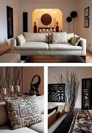Safari Decorated Living Rooms by Ideas African Decor Living Room Pictures South African Living