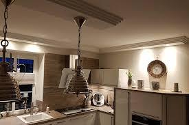 lichtprofil für direkte wandbeleuchtung mit led spots bsml 290a st