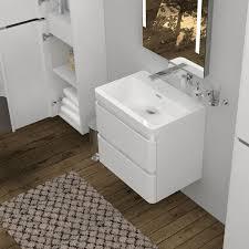 treos badmöbel waschtisch mit unterschrank tr 921050602